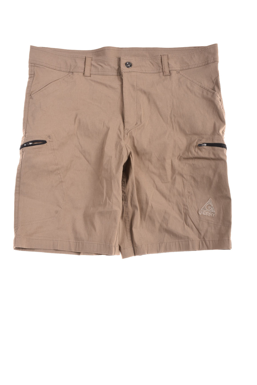 USED Gerry Men's Shorts 38 Khaki
