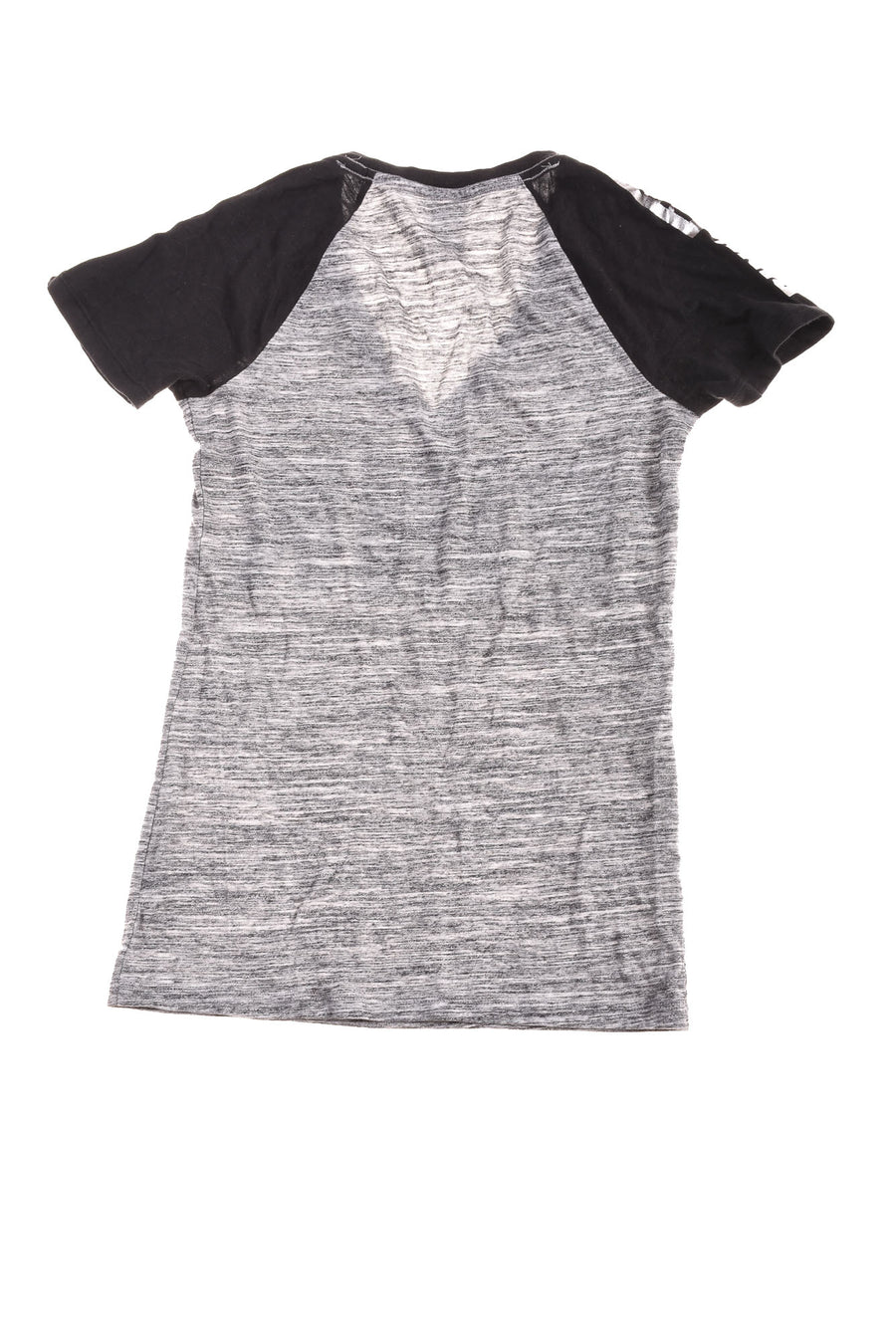 USED Pink By Victoria's Secret Women's Top X-Small Gray & Black