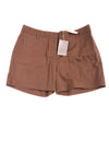 NEW Tommy Bahama Women's Shorts 6 Brown