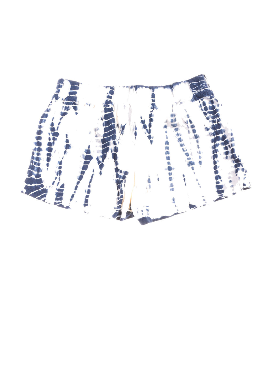 USED Ralph Lauren Girl's Shorts X-Large Blue & White