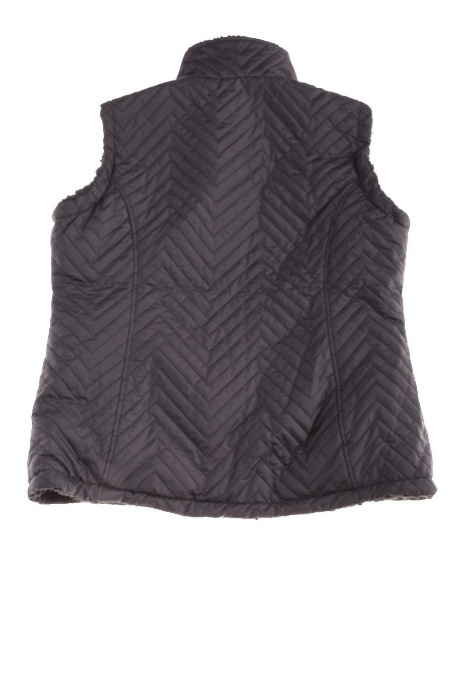 NEW Free Country Women's Vest Large Black