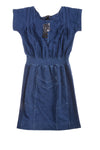 NEW Marc Jacobs Women's Dress X-Small Blue