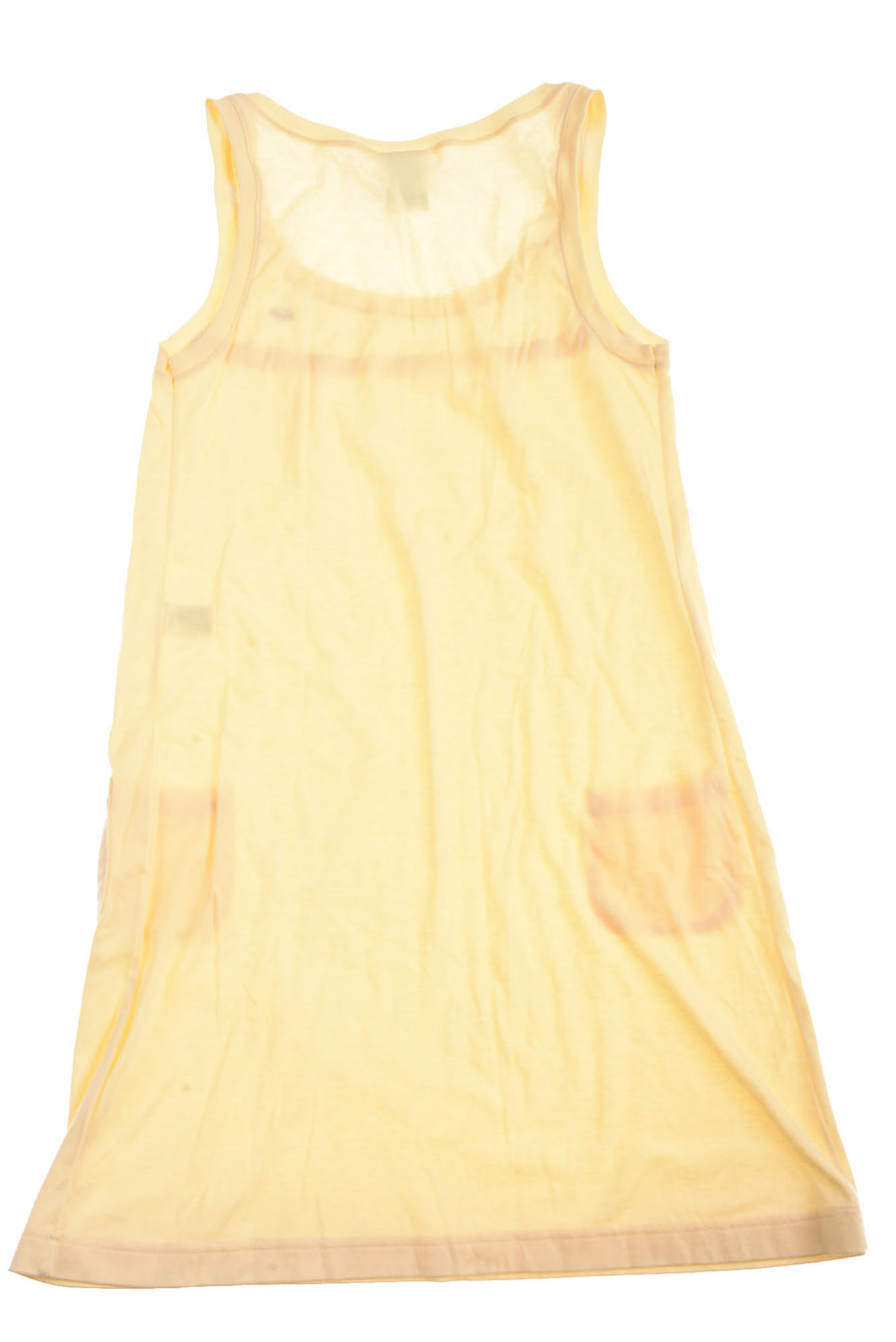 USED Lacoste Women's Dress 36 Yellow