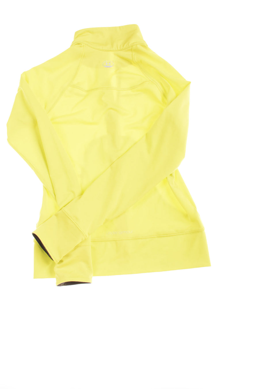 USED Under Armour Women's Jacket Small Yellow