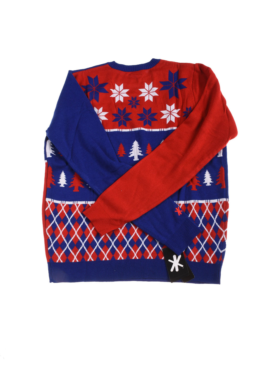 Men's New York Giants Christmas Sweater By NFL Team Apparel