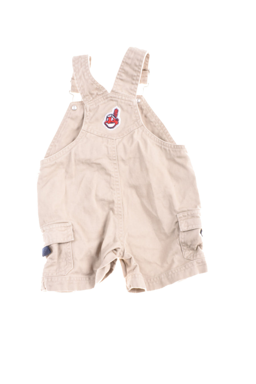 Baby Boy's Cleveland Indians Overalls By No Brand