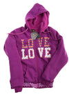 Women's Juniors Hoodie By Special On International