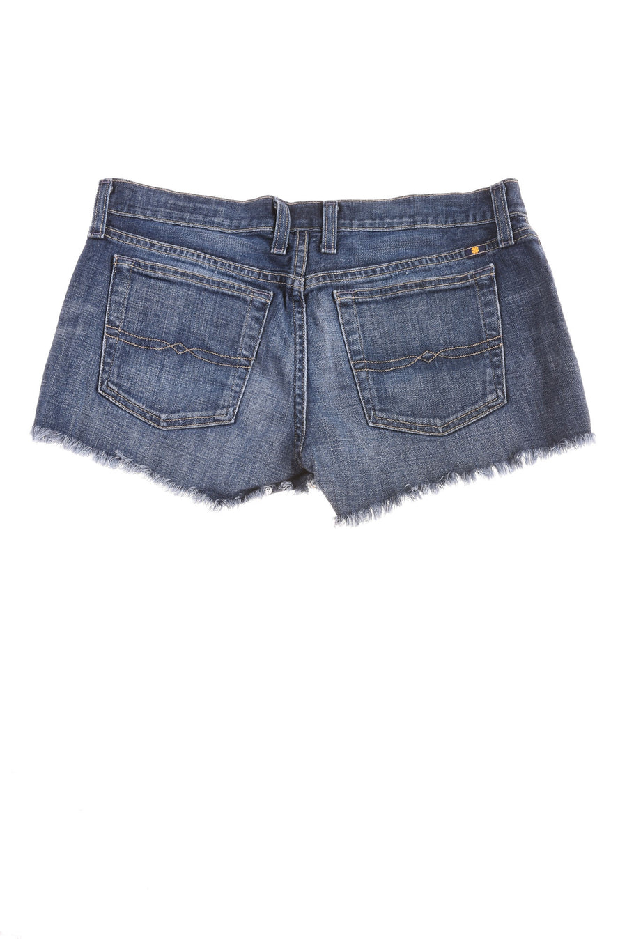 USED Lucky Brand Women's Shorts 26 Blue