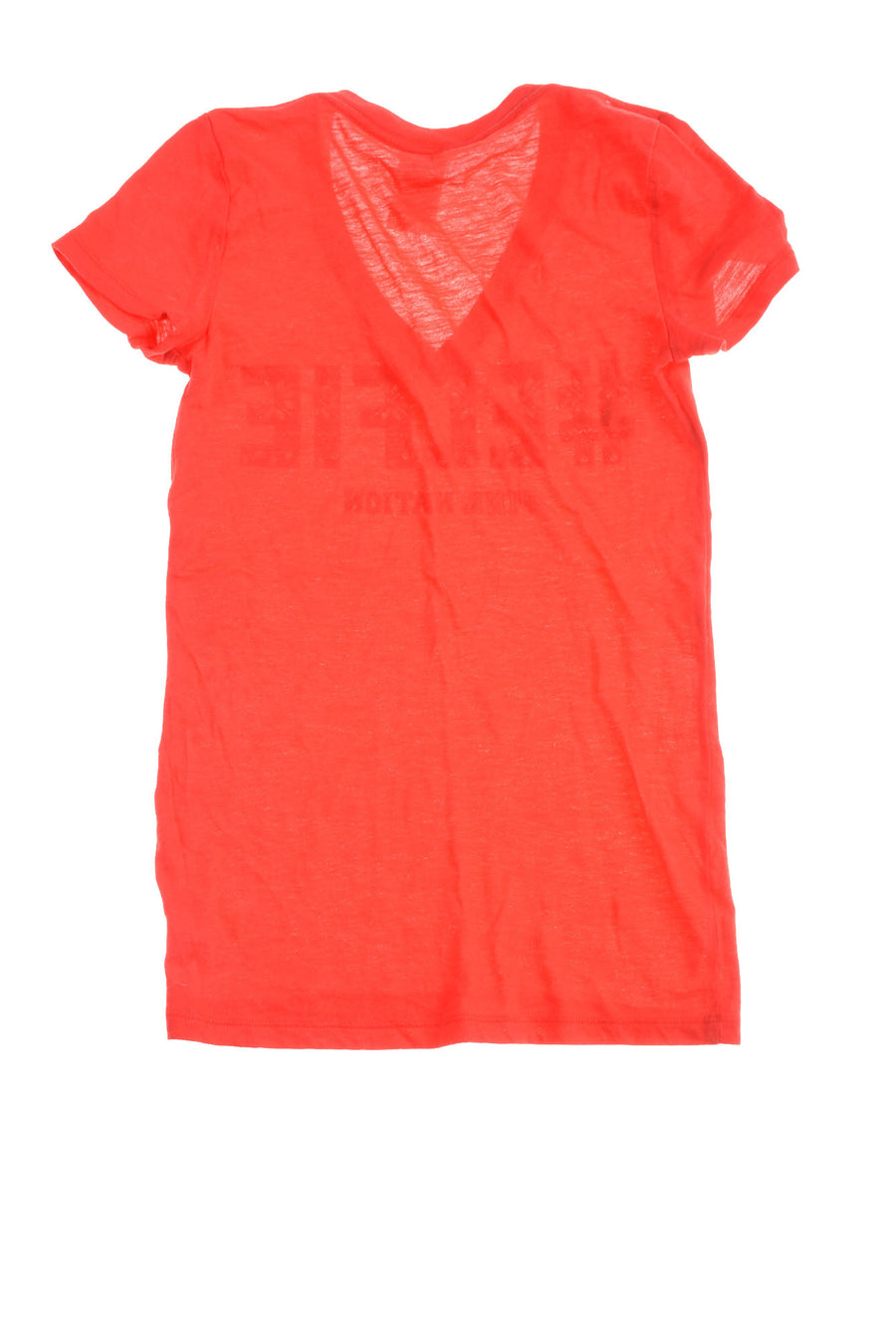 USED Pink By Victoria's Secret Women's Top X-Small Red