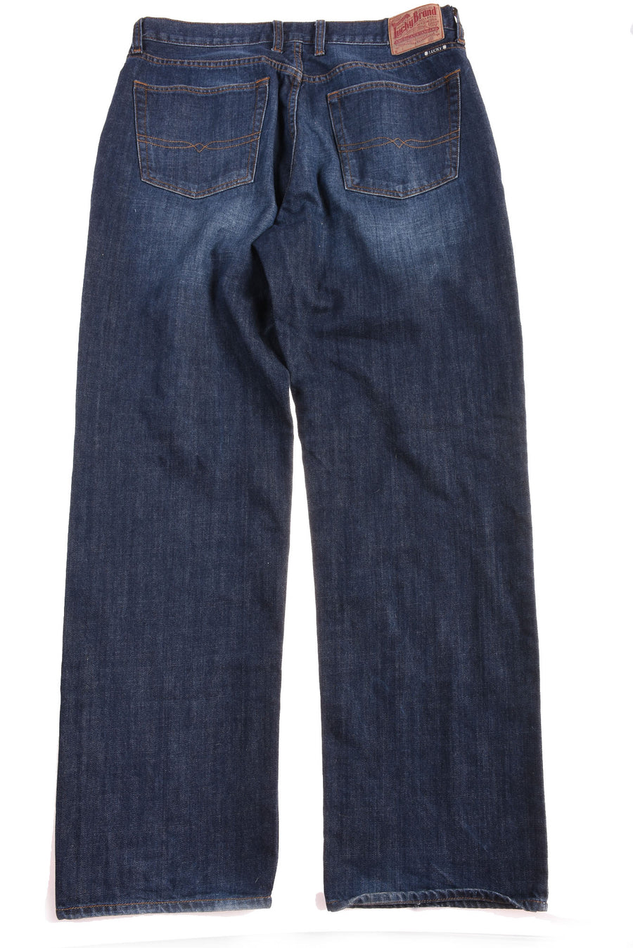 USED Lucky Brand Men's Pants 36x34 Blue