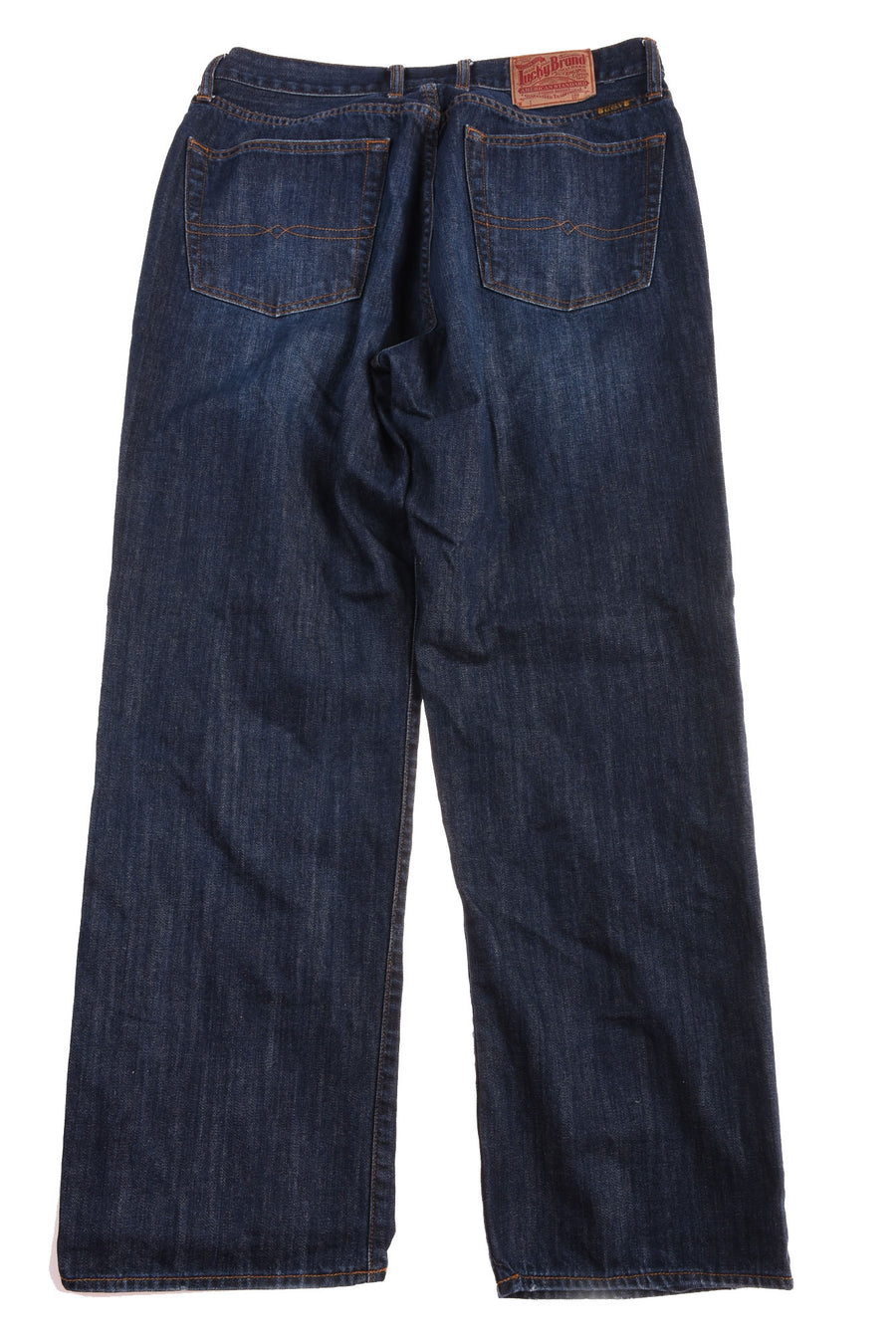 USED Lucky Brand Men's Pants 36 Blue