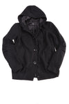 USED Napples Women's Coat Large Black
