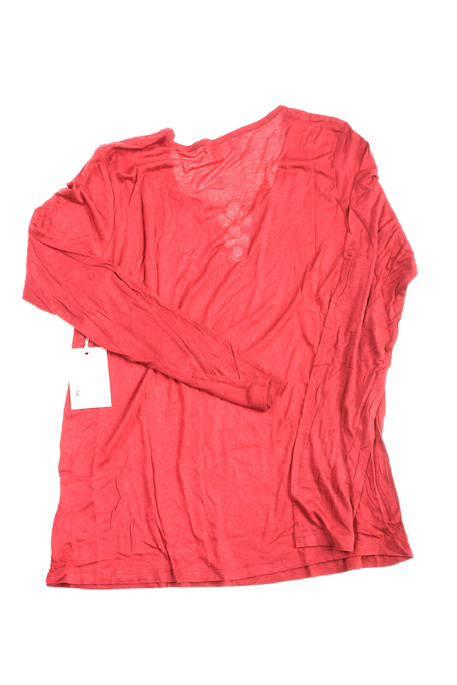 NEW Glitz Women's Top X-Large Red