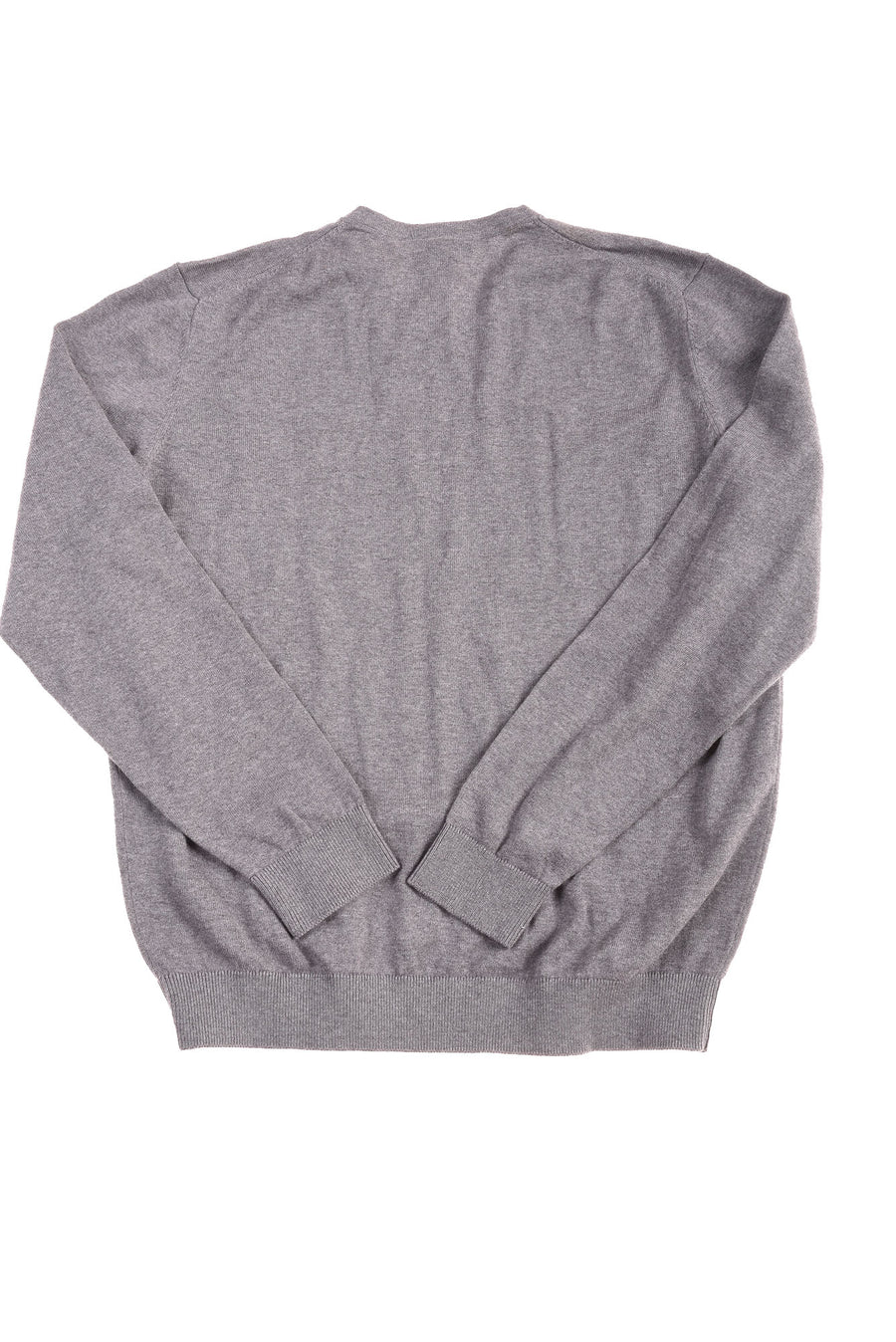 NEW Lacoste Men's Sweater Large Gray