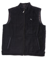 USED Tommy Bahama Men's Vest Large Navy Blue