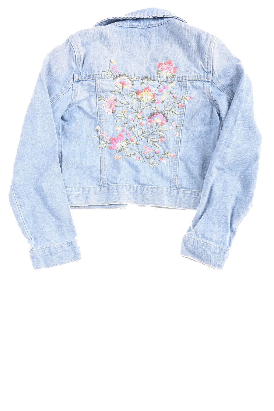 USED Gap Kids Girl's Jacket Medium Blue
