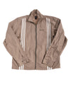 USED Adidas Men's Jacket Medium Biege