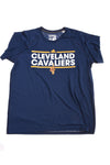 USED Adidas Men's Cleveland Cavaliers Shirt X-Large Navy Blue
