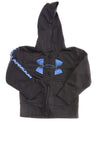 USED Under Armour Baby Boy's Jacket 4 Black & Blue