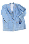 NEW I.C.E. Look N.Y. Women's Jacket Large/X-Large Blue