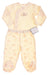 NEW First Impressions Baby's 2 Pc Outfit Set 6-9 Months Yellow
