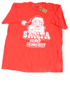 NEW Urban Pipeline Men's Christmas Shirt X-Large Red