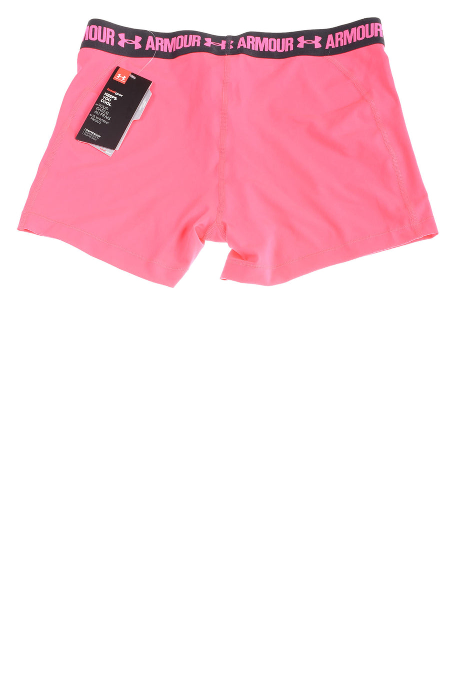 NEW Under Armour Women's Shorts Large Pink