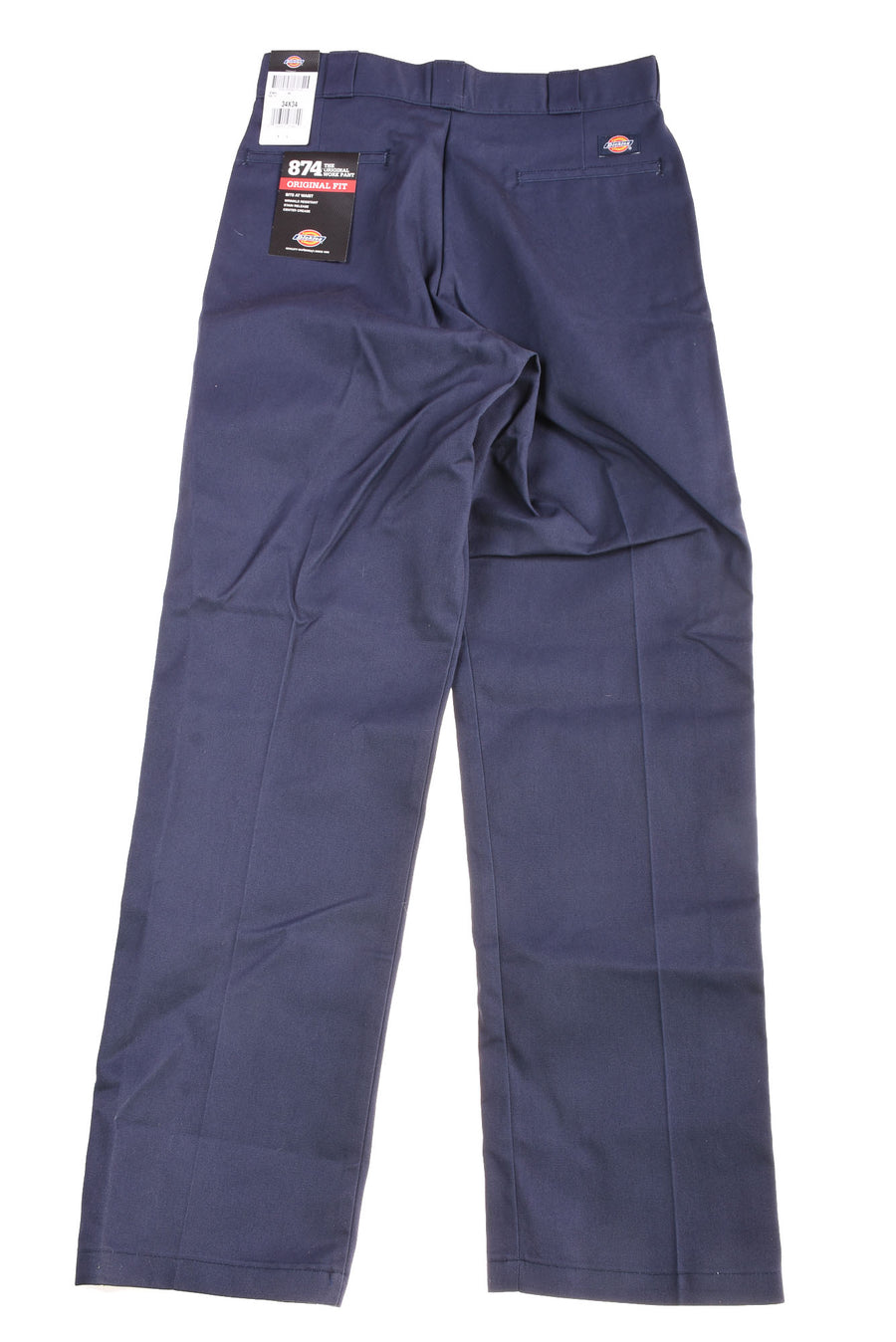 NEW Dickies Men's Pants 34x34 Blue