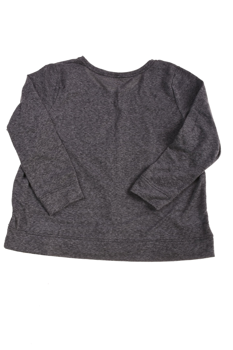 USED Style & Co. Women's Top X-Large Gray