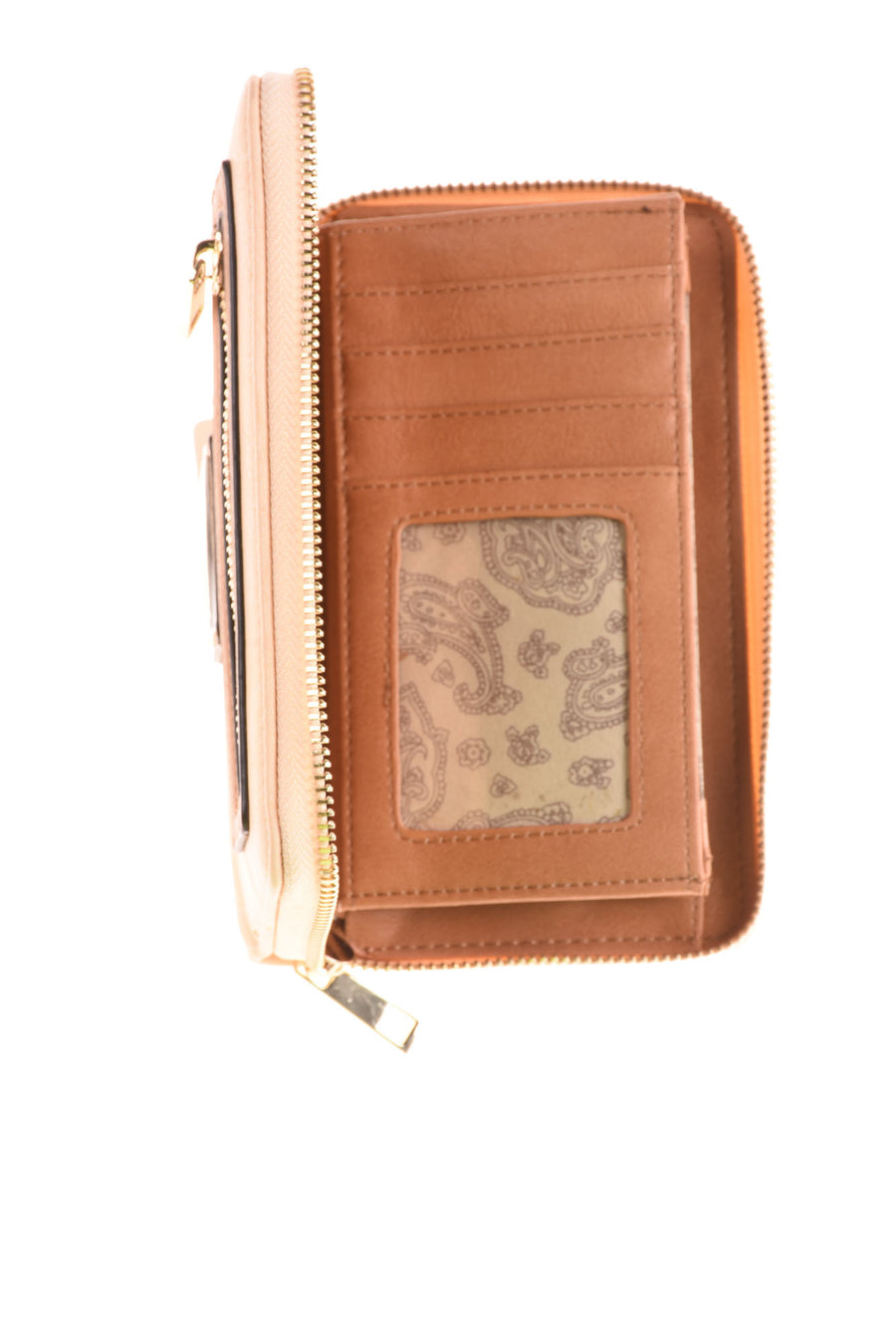 NEW Simply Noelle Women's Wallet N/A Beige & Brown