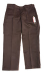 NEW Dickies Men's Pants 38x30 Brown