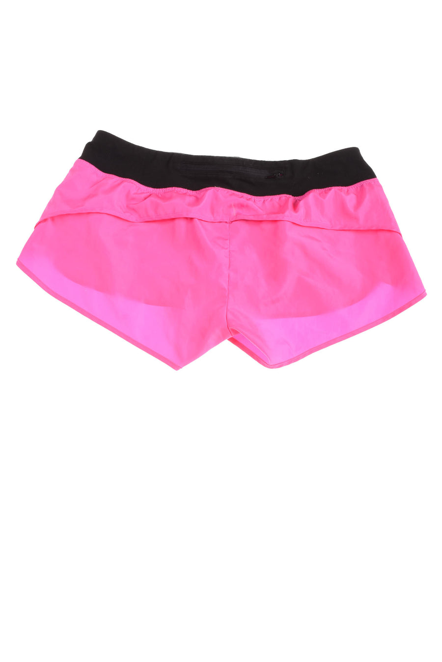 USED Pink By Victoria's Secret Women's Shorts Small Pink & Black