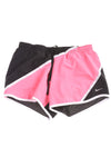 USED Nike Women's Shorts X-Small Black & Pink