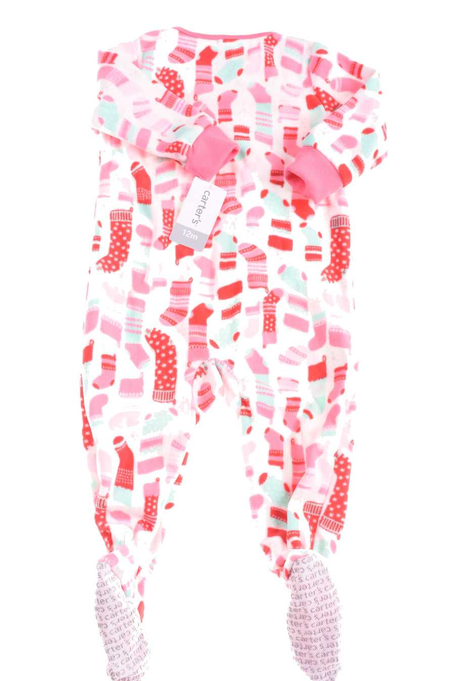 Baby Girl's Pajamas By Carters