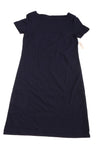 NEW Talbots Women's Petite Dress P Navy Blue