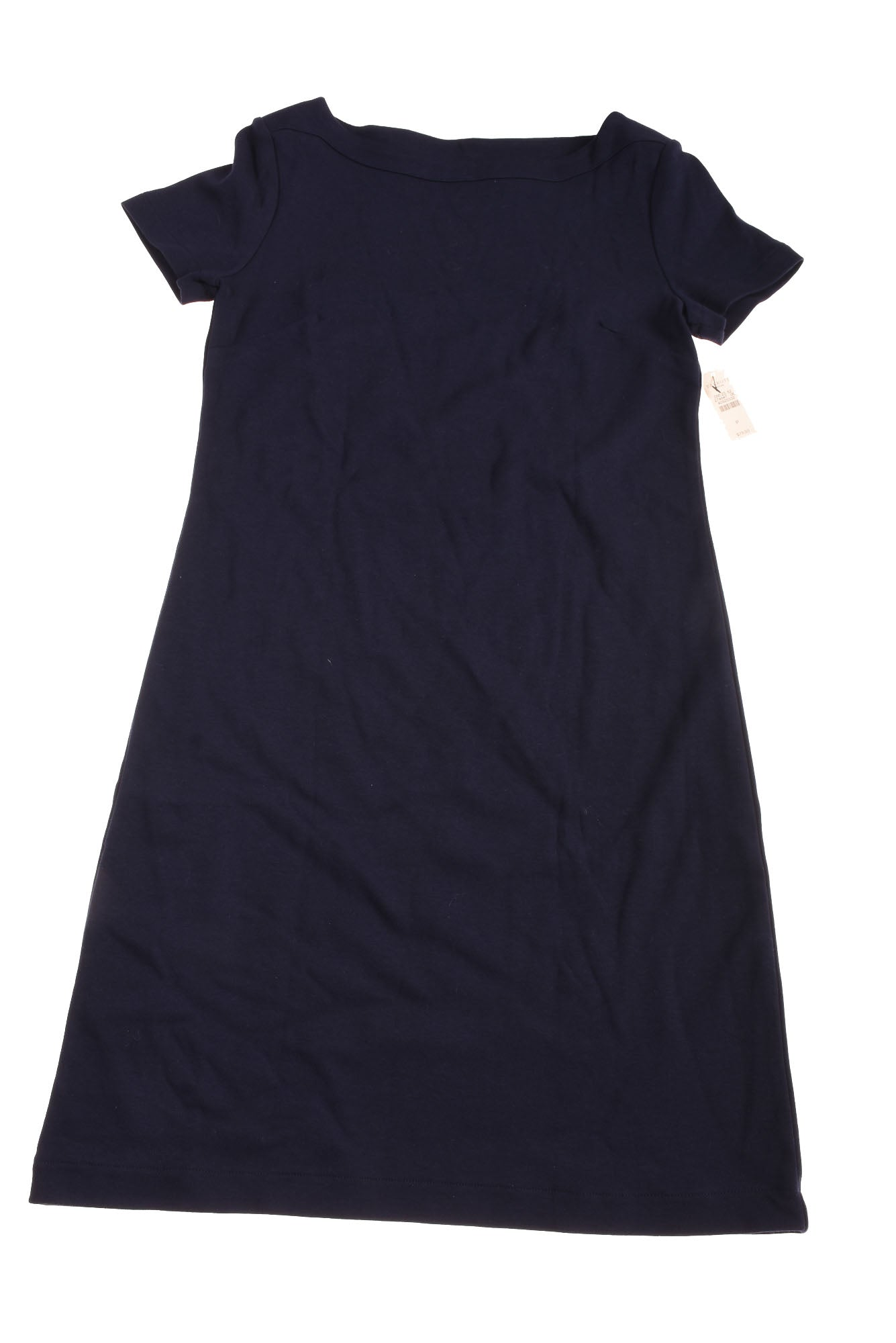 ef1bf5efcd9 NEW Talbots Women s Petite Dress Navy Blue - Village Discount Outlet