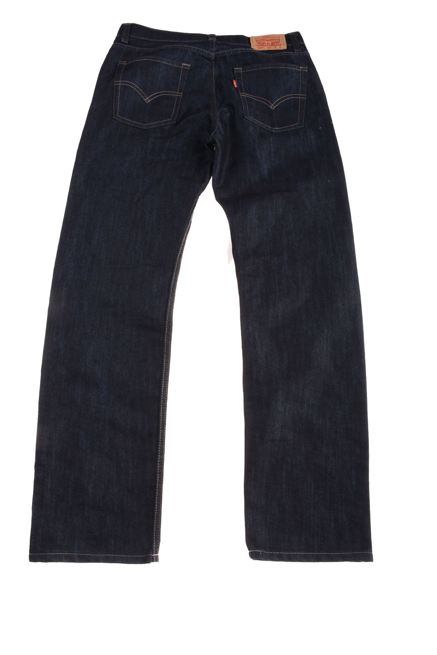 USED Levi's Women's Plus Jeans 20 Dark Blue