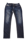 USED Miss Me Women's Pants 30 Blue