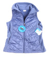 NEW Columbia Women's Vest Small Blue