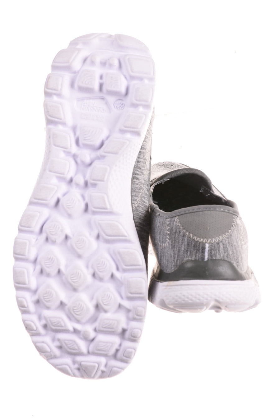 USED Danskin Now Women's Wide Shoes 8.5 W Gray
