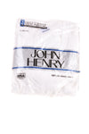 NEW John Henry Men's Shirts Large White