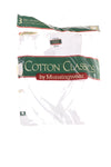 NEW Munsingwear Men's Shirts Large White