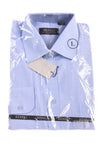 NEW Beneli Men's Shirt Large Blue