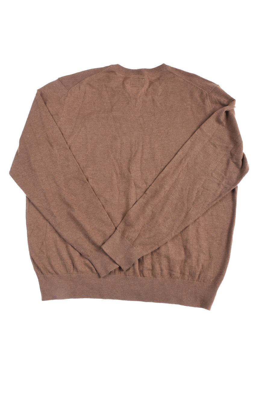 NEW St. John's Bay Men's Sweater X-Large Brown