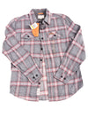 NEW Field & Stream Men's Shirt Medium Light Heather Gray