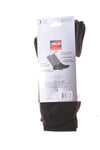 NEW Tru-Fit Men's Socks 10-13 Black