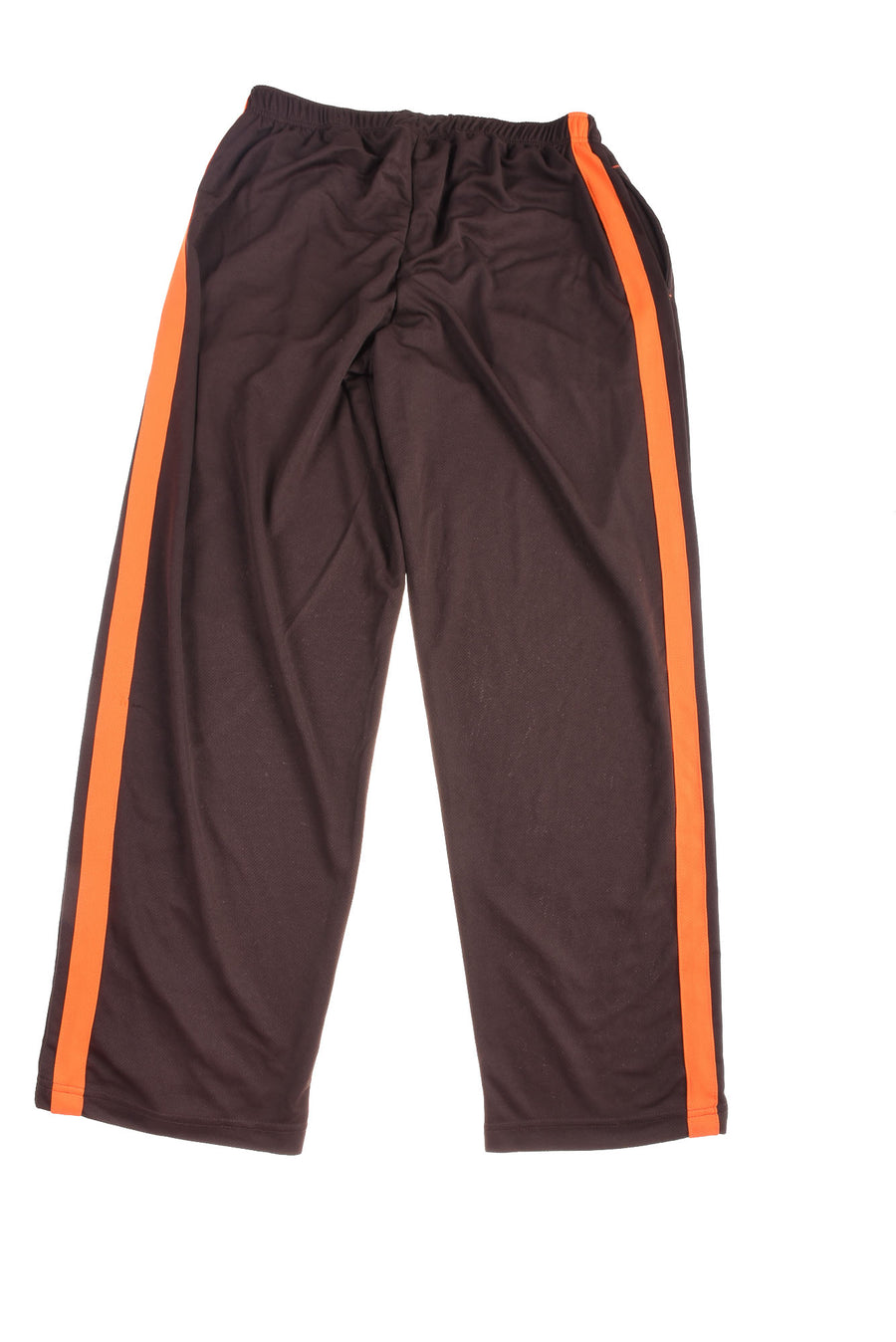 NEW NFL Team Apparel Men's Cleveland Browns Pants Large Brown & Orange