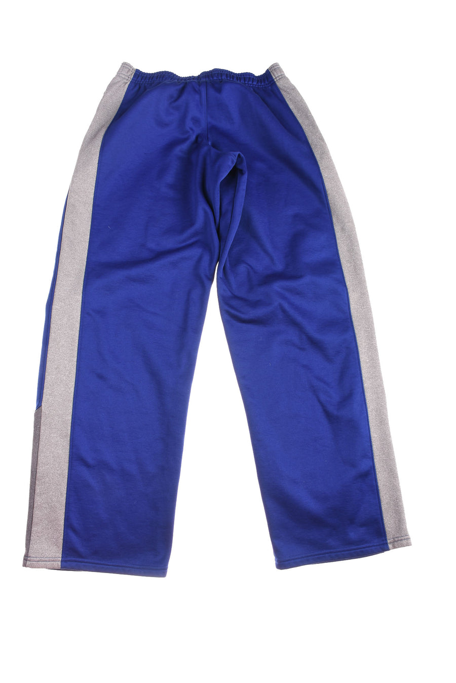 USED Under Armour Boy's Pants X-Large Blue & Gray