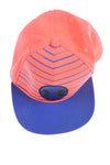 USED Under Armour Boy's Hat Small/Medium Hot Pink & Blue