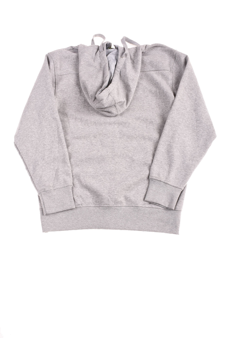 USED LA Gear Men's Zip Hoodie Small Gray